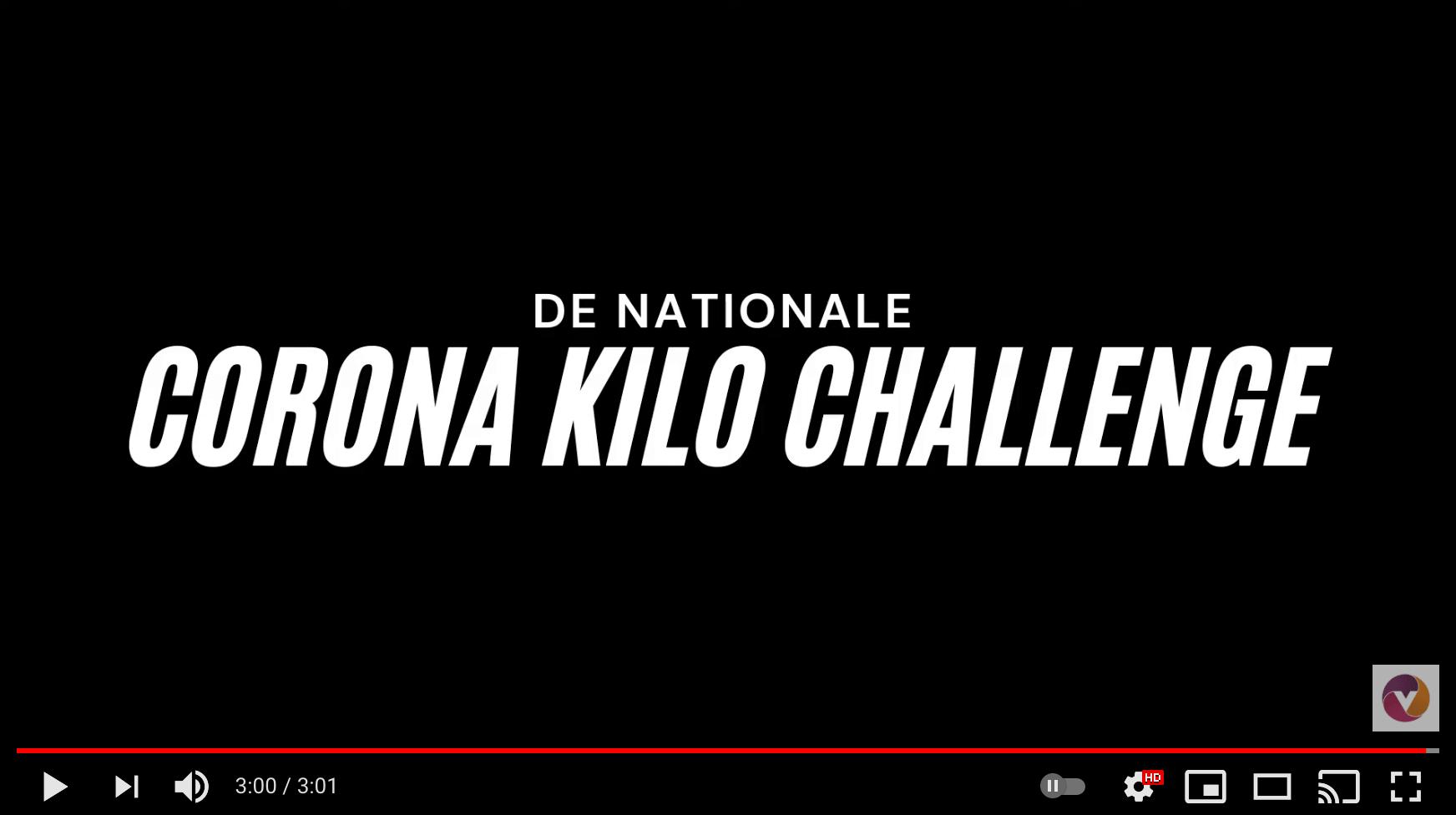 corona-kilo-challenge